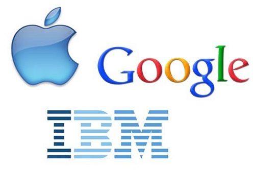 Google and IBM