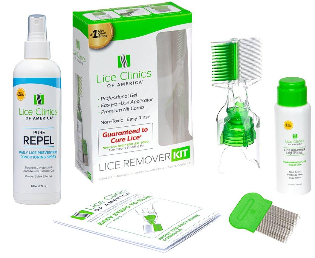 lice removal kit