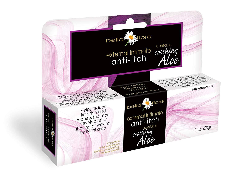 Vaginal Anti-Itch Cream