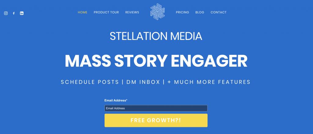 Stellation Media - Best Organic Growth Service