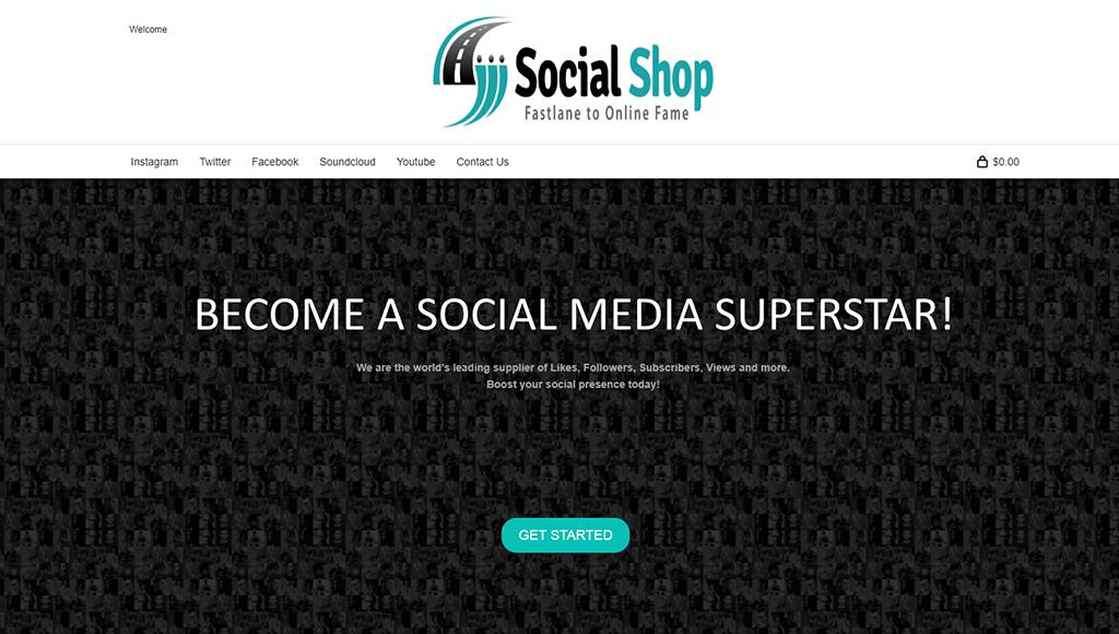 Social Shop