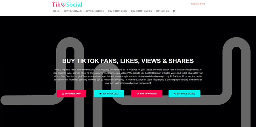 Tik Social