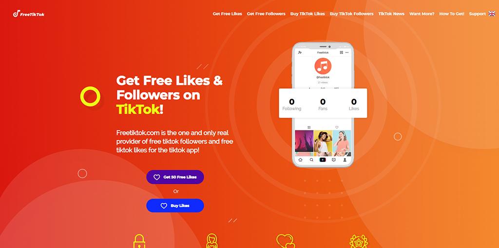 Free TikTok