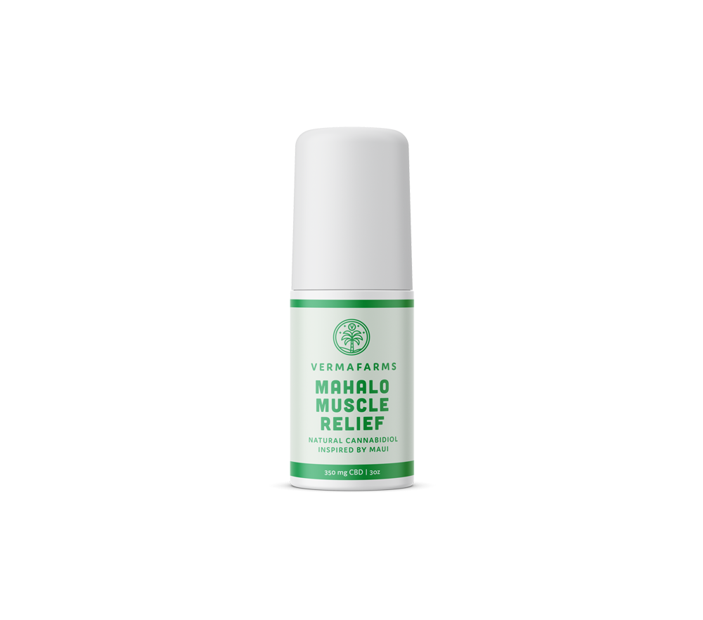 CBD Muscle Relief