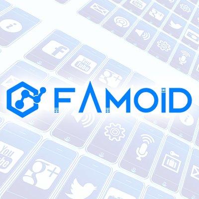 Famoid logo