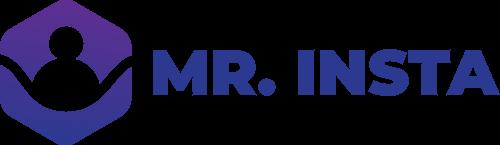 Mr. Insta - Logo