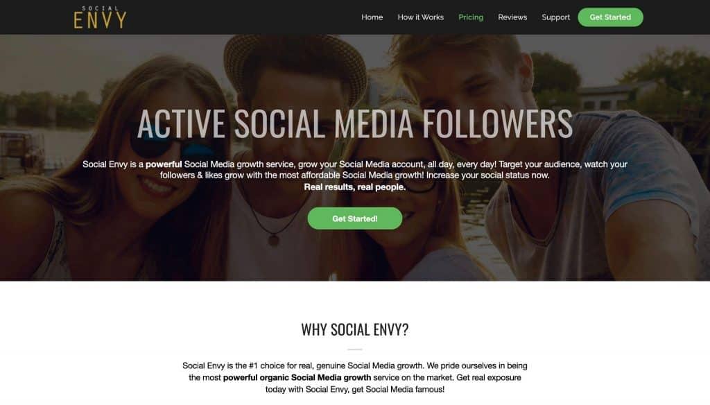 Social Envy Shut Down & Alternatives