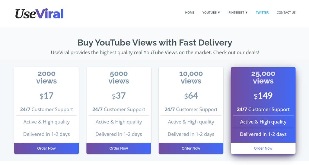 UseViral Youtube
