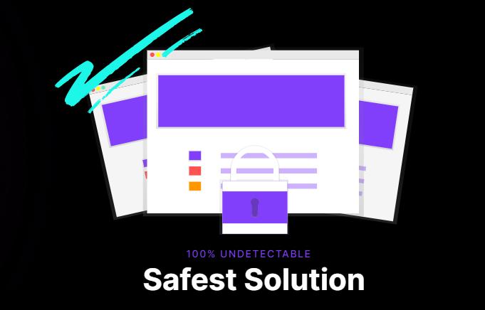 Ektor.io  Safest Solution