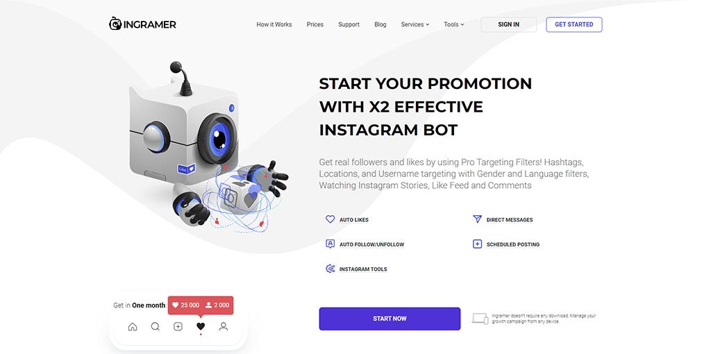 Ingramer - Best Instagram Video Downloader