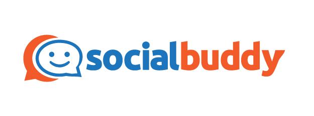 Social Buddy Review - Logo