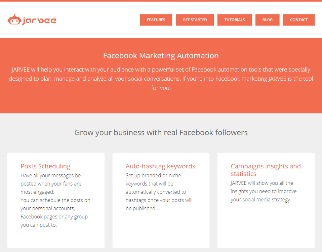 Jarvee Facebook Marketing Automation