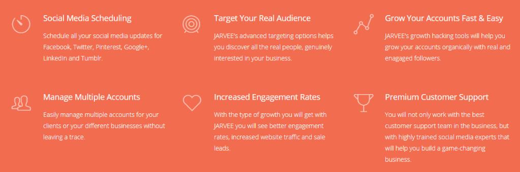 Jarvee Features