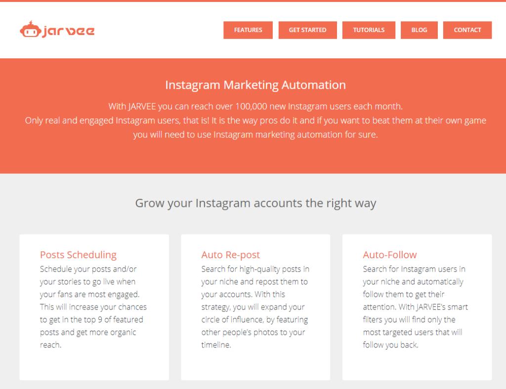 Jarvee Instagram Marketing Automation