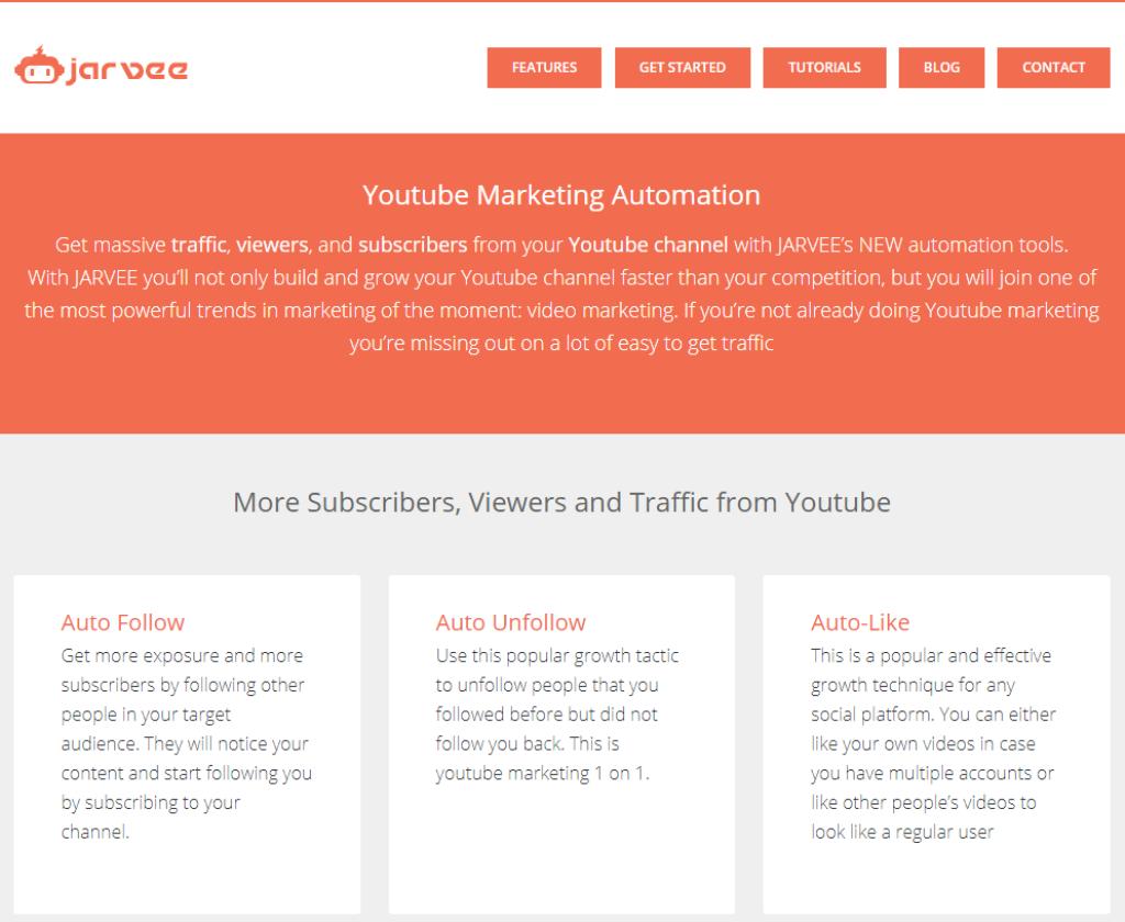 Jarvee Youtube Marketing Automation