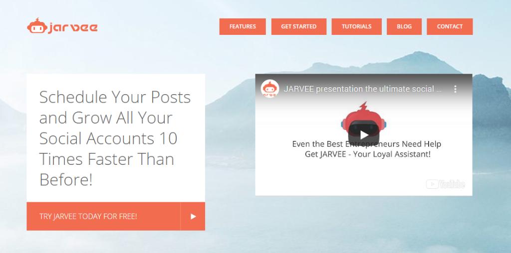 Jarvee - Facebook likes tool