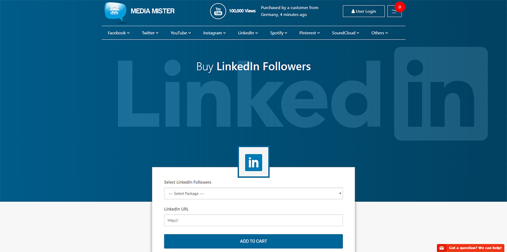 Media Mister - LinkedIn