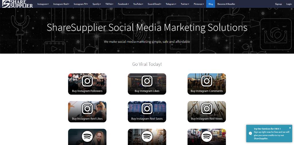 ShareSupplier