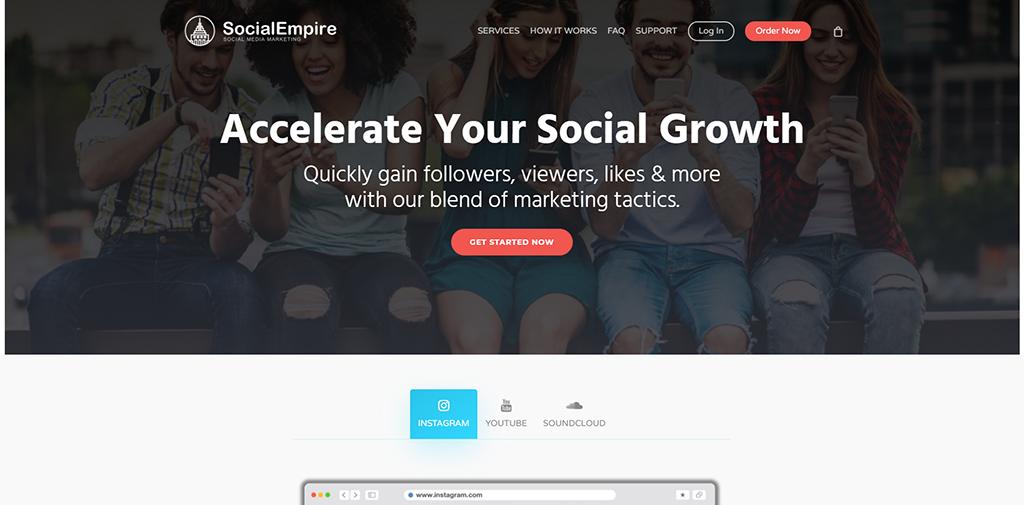 Social Empire