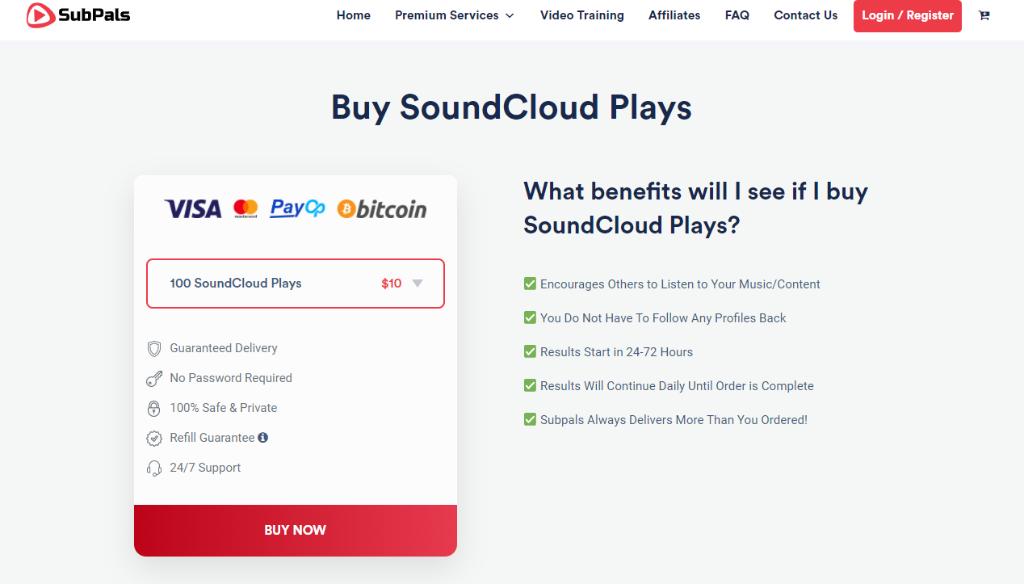 SubPals SoundCloud