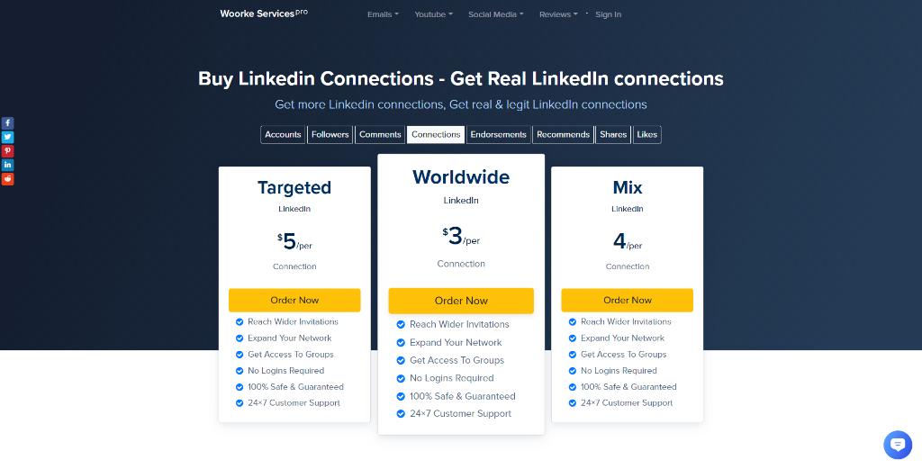 Woorke LinkedIn