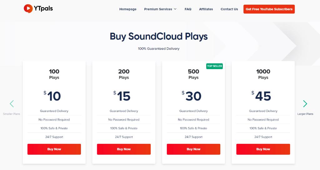 YTpals SoundCloud