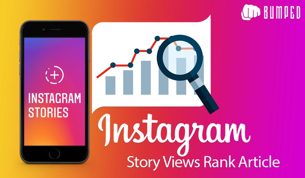 Instagram Story Views Rank Article
