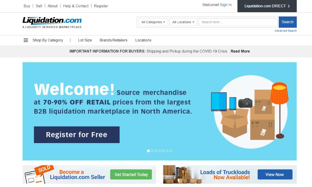 Liquidation com