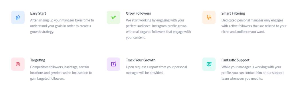 SocialStud.io Features