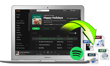 Spotify MP3 converter
