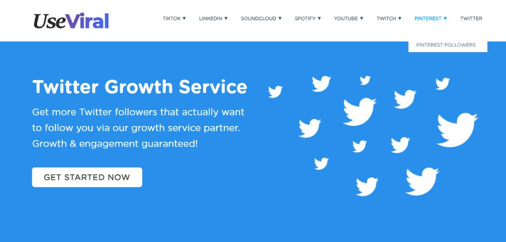 UseViral Twitter