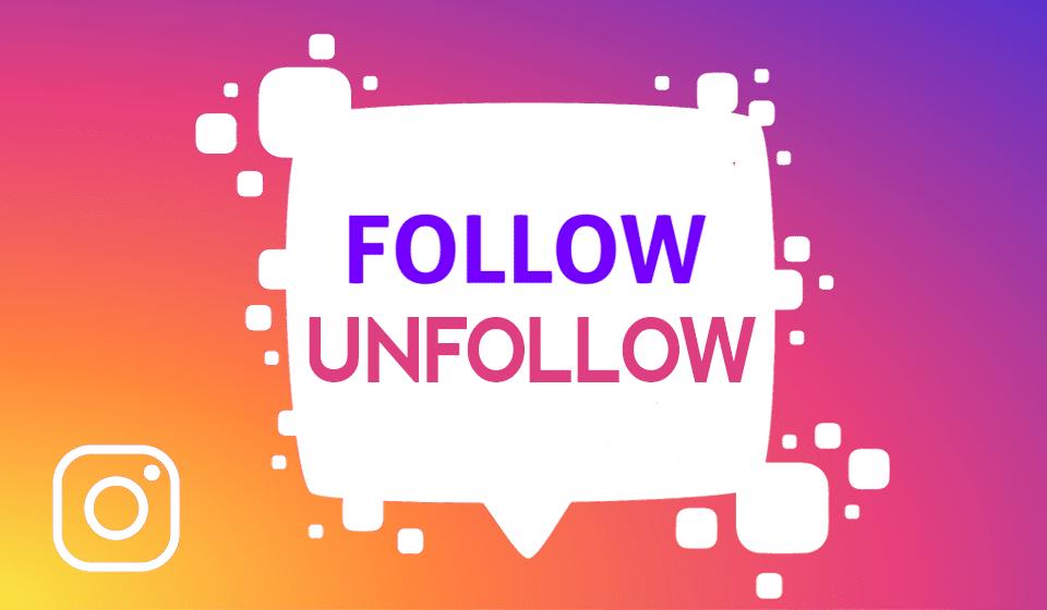 Follow-Unfollow