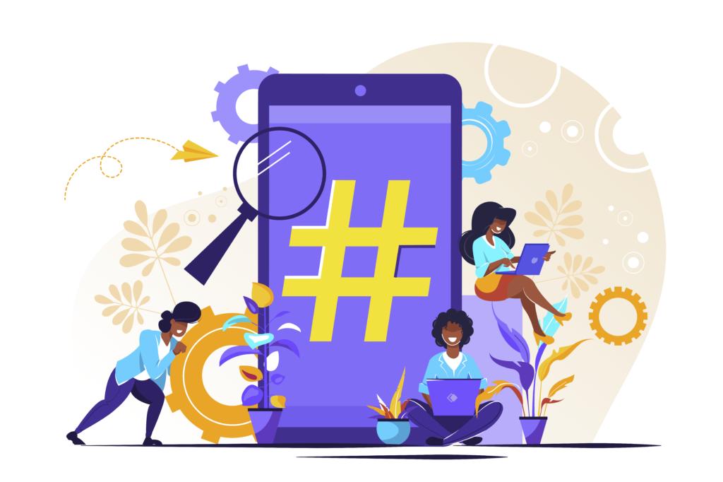 Hashtag Strategy