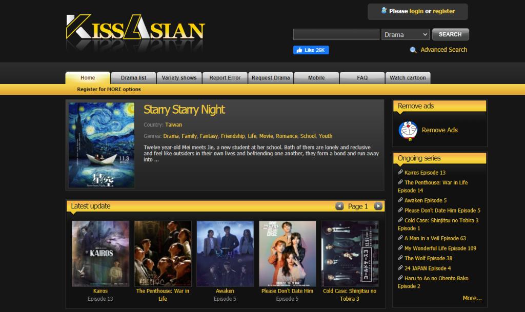 Kiss Asian