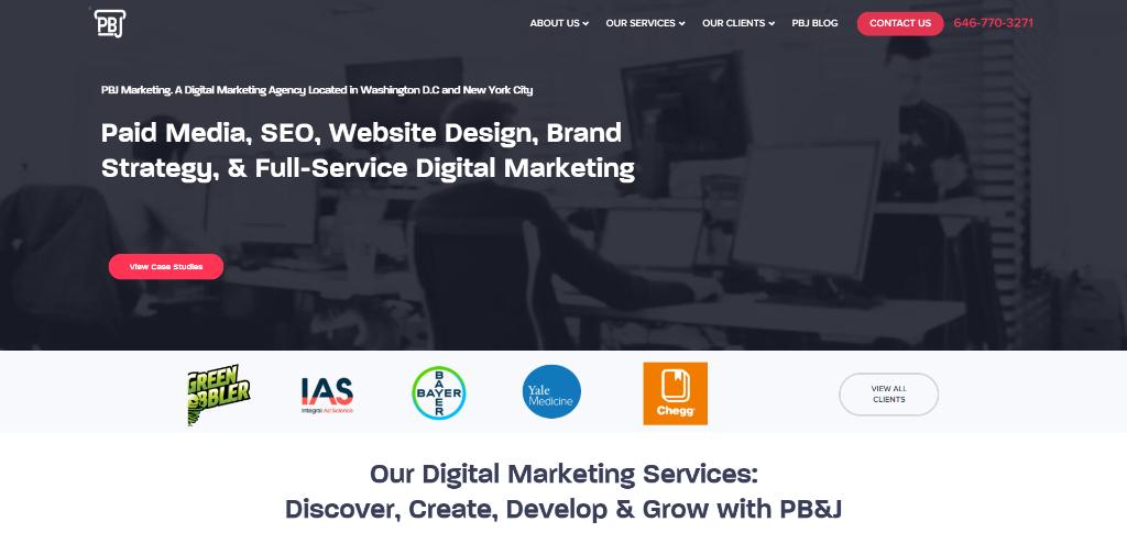 PBJ Marketing