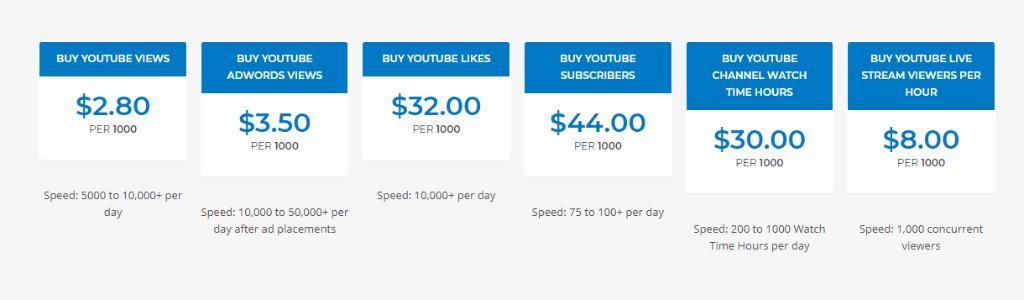QQTube Pricing
