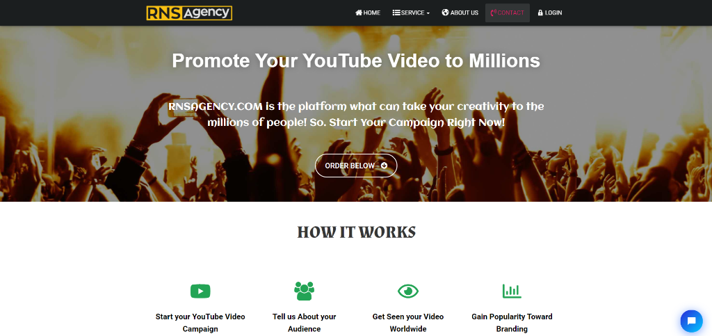 RNS Agency YouTube