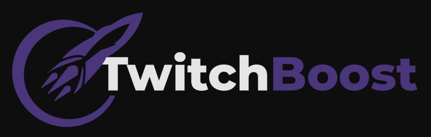 TwitchBooster logo