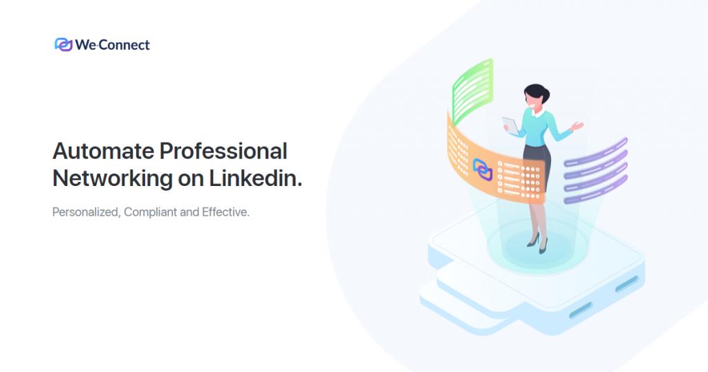 We-Connect LinkedIn