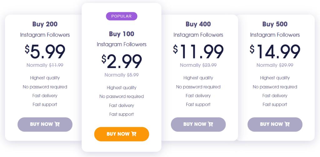 Zeru Pricing