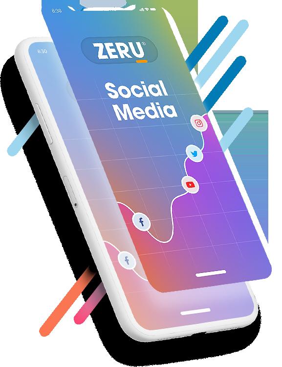 Zeru Social Media