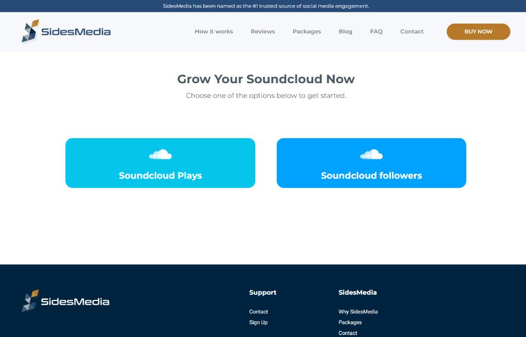 SidesMedia Soundcloud