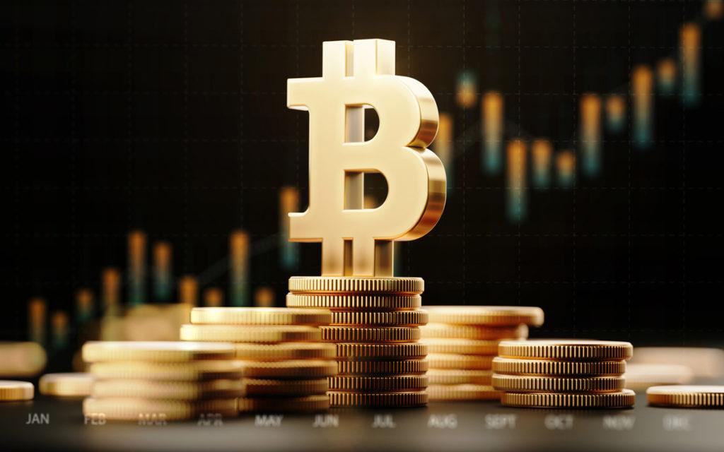Bitcoin Goes Above USD 61K
