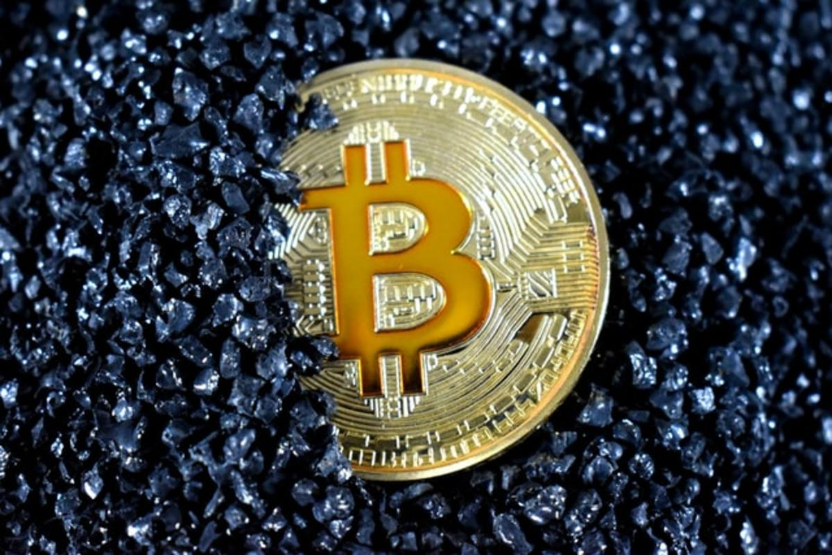 Bitcoin Headed to the Moon, Literally