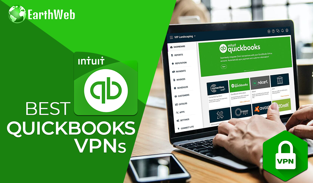 Best Quickbooks VPNs