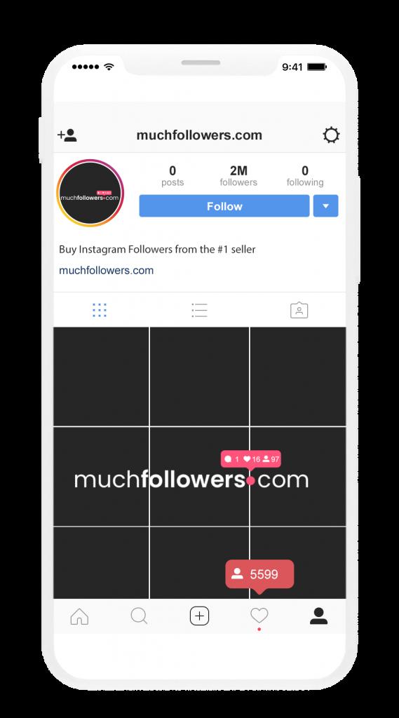 Muchfollowers Mobile