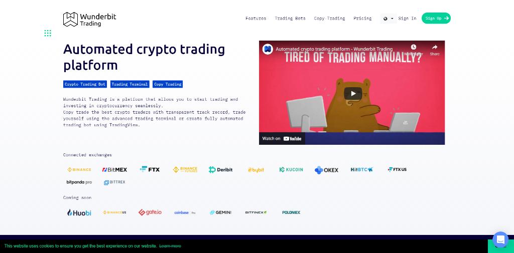 Wunderbit Trading