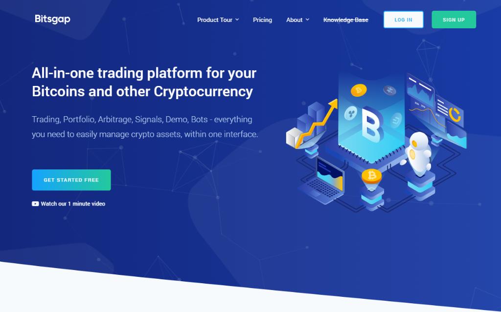 Bitsgap Review – Top-Performing Crypto Trading Platform?