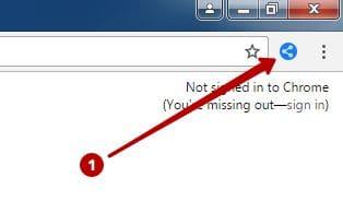 Chrome Web enabled