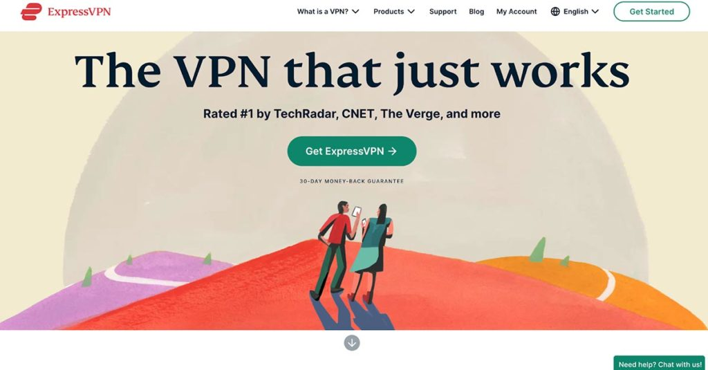 Expressvpn VPN for Apple Watch